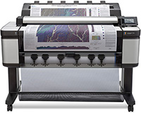 "HP Designjet T3500 Production eMFP 36"" гарантия 2 года B9E24B"